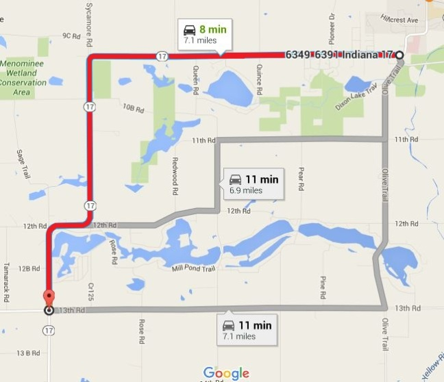 SR 17 Snip - Google