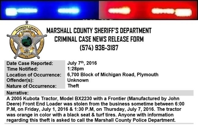 Theft News