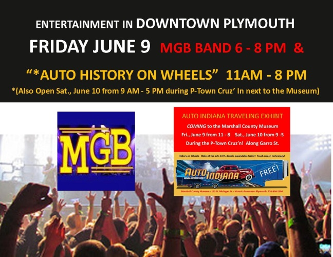 Entertainment in Downtown Plymouth