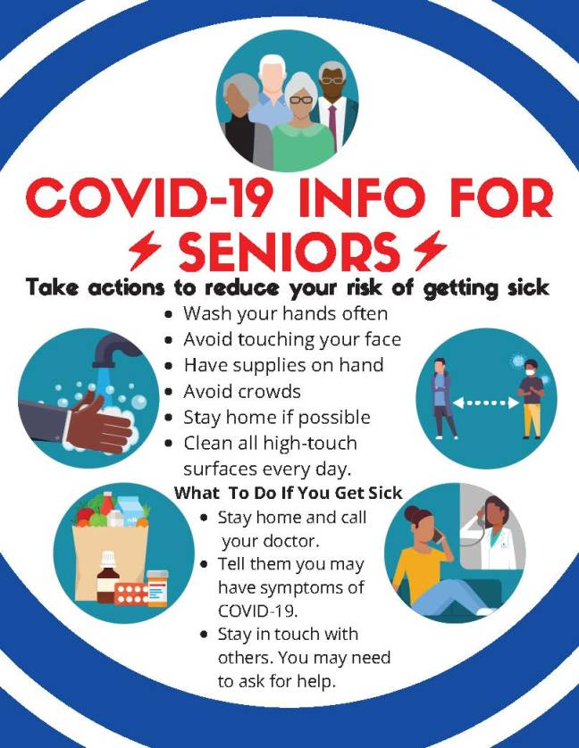 Covid 19 For Seniors